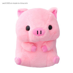 Brinquedo de pelúcia Porco Recheado personalizado