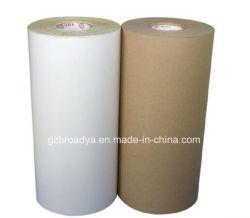 包装のための高品質の白かブラウンクラフトリリースペーパー