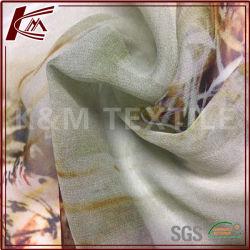 Impreso de Georgette de seda pura seda cruda Georgette tejido de la GGT