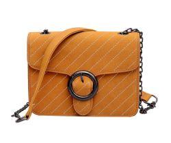 도매 Crossbody 여자 마약 밀매인 주문 가죽 핸드백 PU 여자 사슬을%s 가진 작은 어깨에 매는 가방 질 지갑