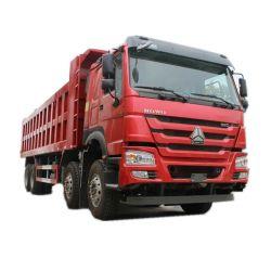 Site da China Dumpers usados HOWO Caminhão Basculante Caminhão de carga da caixa basculante