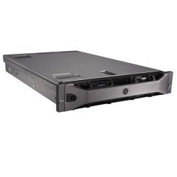 DELL R710 외견상 시스템을%s 사용된 서버