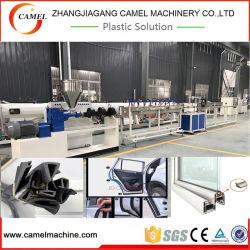Faixa de vedação do vidro da porta do carro da linha de extrusão MÁQUINA DE PERFIL PVC/PVC Faixa de estanqueidade da linha de produção
