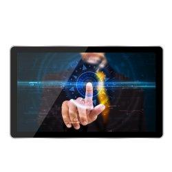 27 Inch Big Montage Mural LED LCD numérique AD, de grands écrans d'affichage Full Frame Moniteurs de la publicité TV pour les supermarchés