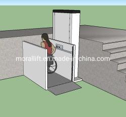 Commerce de gros 300kg Ascenseur Ascenseur pour personnes handicapées en fauteuil roulant