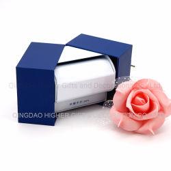 중국 제조에 의하여 주문을 받아서 만들어지는 서류상 마분지 시계 호화스러운 선물 상자
