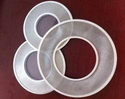 Edelstahl-Draht-Tuchfilter schnallt Kreisbildschirm um