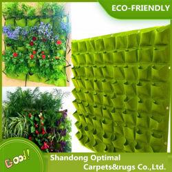 Saco de parede Hangbag travamento vertical tecido saco