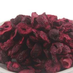 جمّد 100% من فاكهة الكرز النقية المجففة