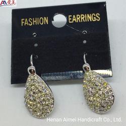 Золотых ювелирных изделий, Earring простой повседневной износа Gold Earring конструкций Хооп серьги для женщин