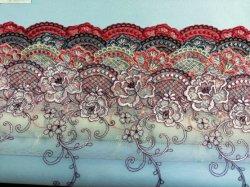 Fashion Tules Bordados Rendas bordados de tecidos para vestuário