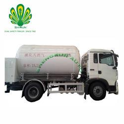 Automobile di serbatoio di LNG Tanker/LNG nelle piccole zone