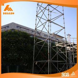 Utilisé pour la construction de treillis de la couche d'aluminium