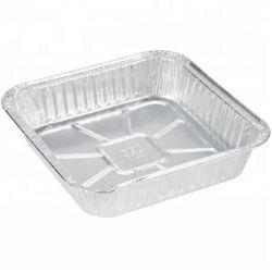 De Container van de Aluminiumfolie van het Huishouden van het Baksel van het voedsel voor de Bakkerij van de Cake
