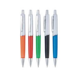 Commercio all'ingrosso promozione promozionale plastica penna a sfera logo personalizzato