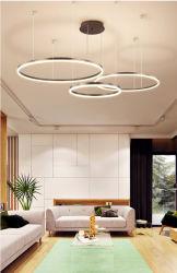 LED 현대 호화스러운 수정같은 유리 천장 펀던트 호텔 홈 훈장 샹들리에