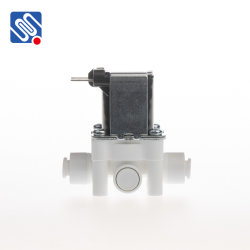 Meishuo Fpd360A230 24V 자가 청소의 조합 플러싱 솔레노이드 플라스틱 밸브