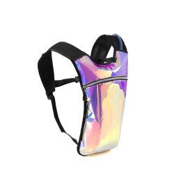 A hidratação Sport Backpack - Light Water Pack - 2 L de água a bexiga incluído para trabalhar, caminhadas, ciclismo, festivais, Raves