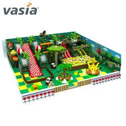 Jungle Theme Softplay kinderen Indoor Play Center Entertainment Equipment