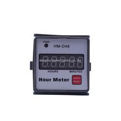 Het Comité van de Meter 50Hz 220VAC-240VAC van het uur zet de Elektronische Teller van de Tijd van het Uur van het Kwarts op