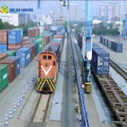 Дешевые China Railway грузы из Китая в Гамбурге, Германия верхней части Экспедитор
