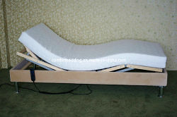 Latte-justierbares Bett mit Bett-umgebendem heißem Verkauf