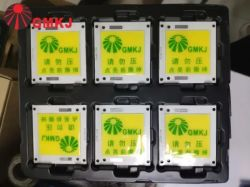 Großhandelsneuer Typ Kippen-Chip-voller Spektrum PFEILERCREE LED der Leistungs-LED der Dioden-10W 20W 50W 100W für Spur-Licht wachsen Licht