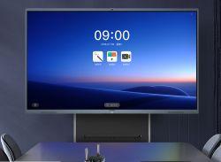 98 pouces écran tactile de grande taille double réseau PC panneau interactif intégré du système de tableau blanc