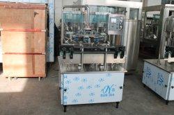 新しいガラスボトルの洗浄に使用する自動ボトル洗浄機 クリアウォーター付き