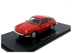 Neo Scale 모델 Abarth Monmille Red 1963