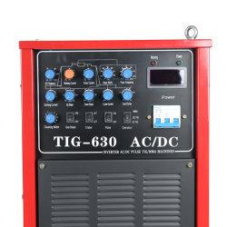 Convertisseur d'impulsion Jskwed TIG-630 Matériel de soudage de la machine de soudage de l'IGBT AC/DC/MMA soudeur à arc