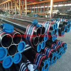 La norme ASTM A106 Seamless Tube en acier au carbone soudés en acier rond restes explosifs des guerres de tuyau tuyau Tuyau en acier inoxydable