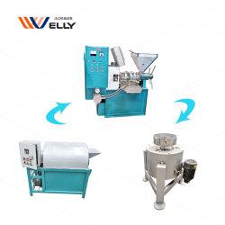 ماكينة سحب زيت الفول / بذور مورنغا عالية الإخراج ماكينة استخراج الزيت