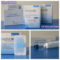 O hidrogel médico curativo para o pé diabético e úlcera de pressão3
