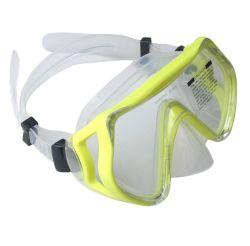 Silicone de haute qualité faible volume masque de plongée masque Freediving