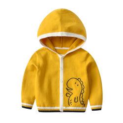 두건이 있는 의류 고품질 수컷 아기 옷 아이들 옷 아이들의 착용 아기 겨울 의복 아이 옷, 의복 아기 착용 재킷 의복