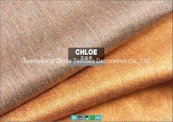 Hotel Textiles Vermerceriseerd katoenen linnen Decoratieve sofa Bekleding stof