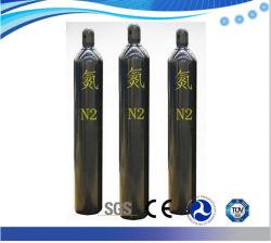 O gás nitrogênio líquido (N2)
