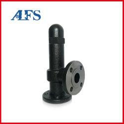 Válvula de Controlo e Segurança Industrial da Pressão da Válvula de Alívio/Válvula de Redução da carga de mola de inundação flangeado/derramar/Alívio/o excesso de fluxo/Válvula de Transbordo (YL41W-16Q)
