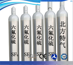 Продажа 40L 50кг высокой чистоты SF6