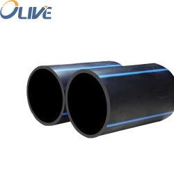 Tubo de alta presión SDR DN500 la longitud del tubo de HDPE de protección contra incendios de 2pulg.