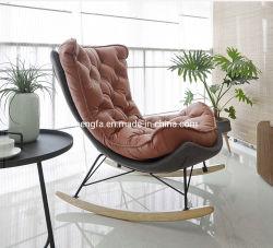 Jardim exterior do assento cadeiras de descanso vivendo Eoom Reclinador do adulto confortáveis cadeiras de balanço