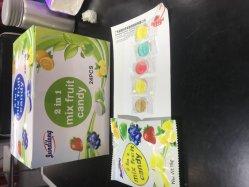 Bean de gelatina Halal frutos coloridos