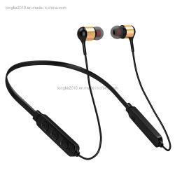 携帯電話のための音量調節を用いるステレオの低音のNeckbandのヘッドホーンのヘッドセットのイヤホーン