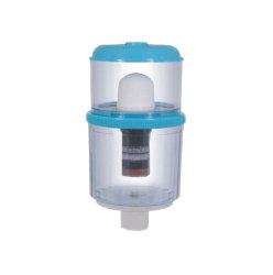 Mineral purificador de agua potable directa Pot y el filtro de agua mineral Pot y el dispensador de filtro de agua potable Qy-14F2