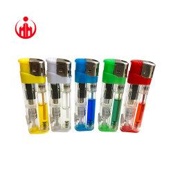 Beste Qualität Kunststoff OEM Einweg Rauchen Gas Feuerzeug