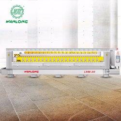 Pulidora de piedra eléctrica automática completa con 20 jefes