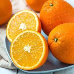 Frische süsse Navel-Orange