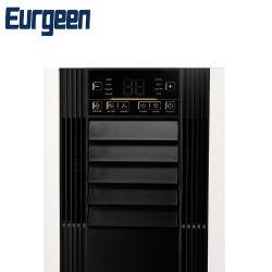 9000 BTU climatiseur silencieux Portable avec kit de fenêtre télécommande blanc du ventilateur