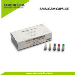 Gk Capsule d'amalgames dentaires 43%AG en alliage de matériaux de restauration
